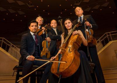 05/08 Quintette à cordes de la Philharmonie de Berlin