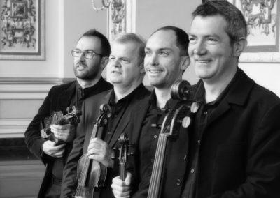 10/08 Quatuor Johannes
