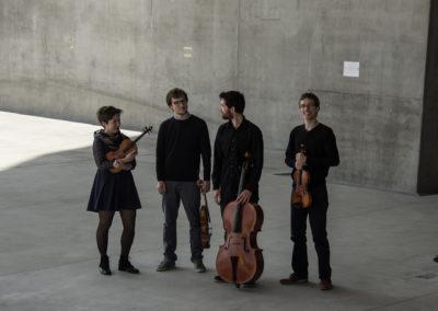 29/09 – Quatuor WASSILY – CNSMD