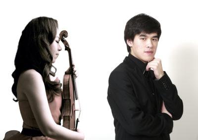 14/07 Shan-Shih Chang et Stéphane Ge