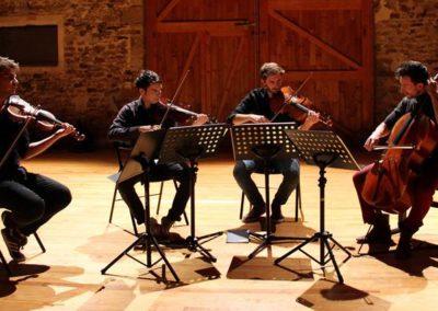 30/09 – Quatuor Confluence