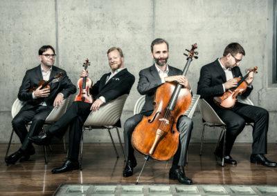 27/07 – Quatuor Zemlinsky