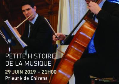 29/06 Concert caritatif – Musiciens du Louvre