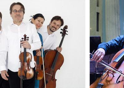 02/08 – Quatuor Filarmonica – Mark Drobinsky