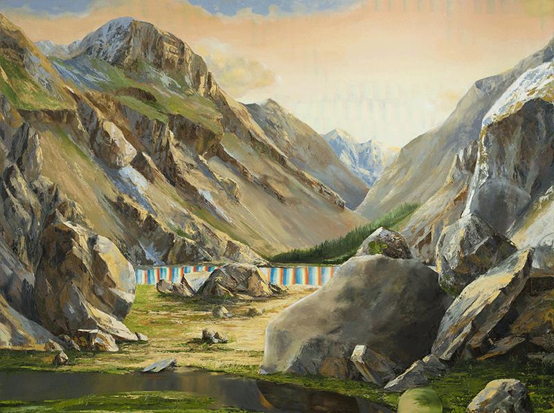 Exposition David Lefebvre - Prieure de Chirens