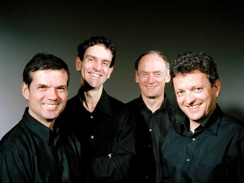 Quatuor à cordes Sine Nomine en concert le 5 août 2017 - Prieure de Chirens