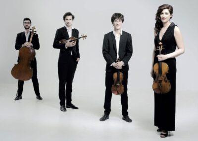 01/08 Quatuor Hanson
